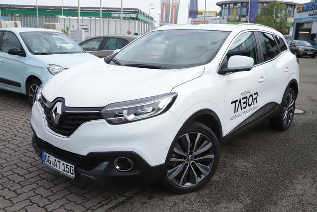 Gebrauchtfahrzeug Renault Kadjar - 1.2 TCe 130 KomfortP SafetyP Nav Privacy