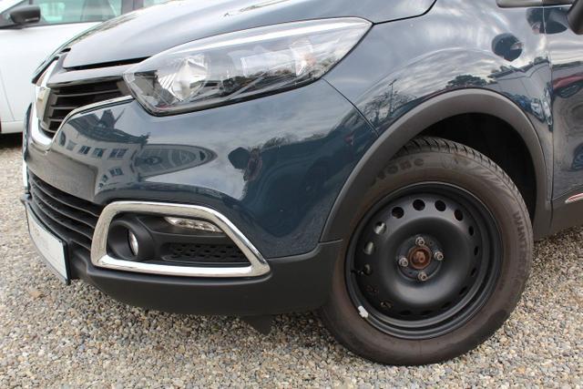 Renault Captur - 1.5 dCi 110 Dynamique CityPaket SHZ