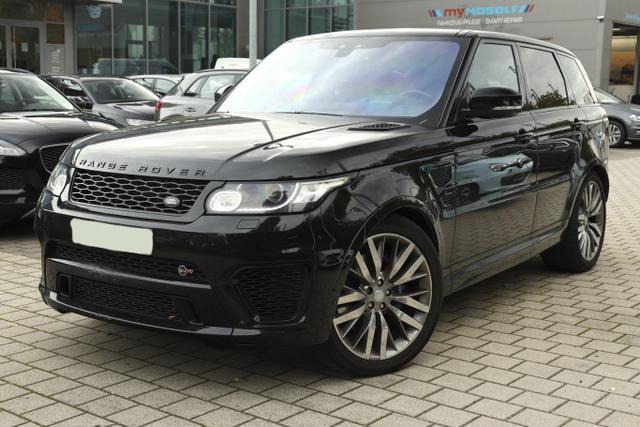 Gebrauchtfahrzeug Land Rover Range Rover - 5.0 550 SVR SchiebeD Xenon Surround