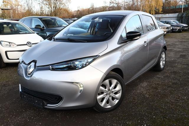 Gebrauchtfahrzeug Renault ZOE - Intens R210 Nav 3DSound Klimaaut. Kam PrivG