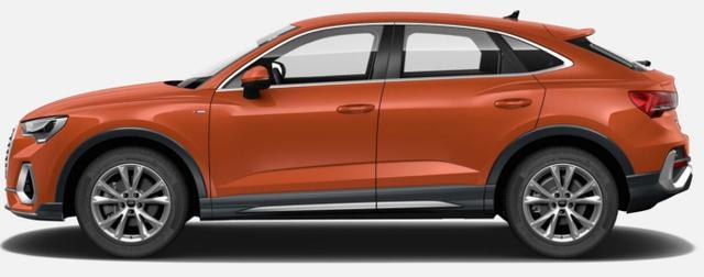 Audi Q3 Sportback - 35 TFSI 150 S-tronic S line LED