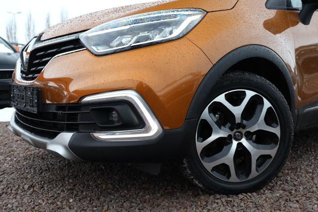 Renault Captur - 1.2 TCe 120 EDC Intens LED Nav PDC SHZ