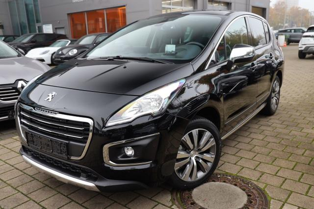 Gebrauchtfahrzeug Peugeot 3008 - Allure 1.6 HDi 115 Nav PanoD PDC Privacy