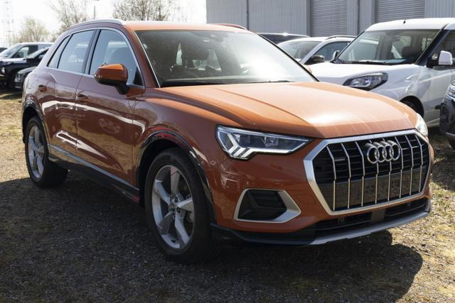 Audi Q3 - 35 TDI 150 quattro Advanced PanoD LED Nav+