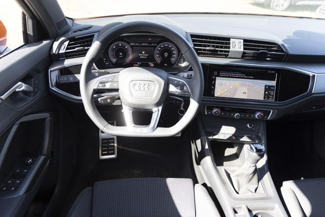 Audi Q3 35 TDI 150 quattro Advanced PanoD LED Nav+