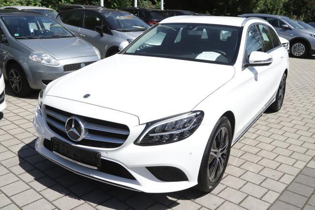 Mercedes-Benz C-Klasse - C 200 T Aut Avantgarde SpiegelP AHK el.Heck