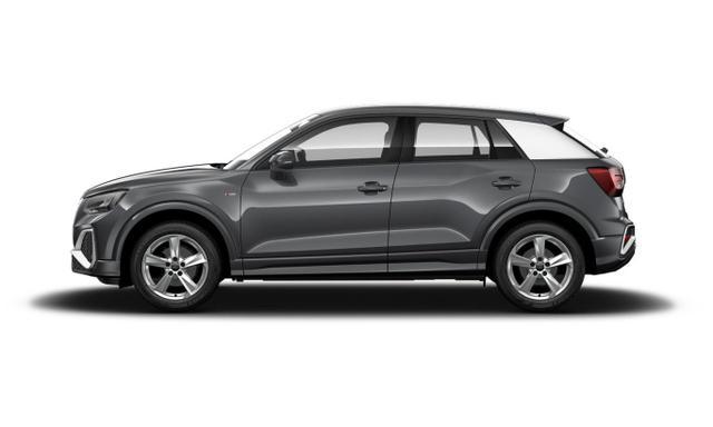 Audi Q2 - 35 TFSI 150 S Tronic Line LED eHK Kam