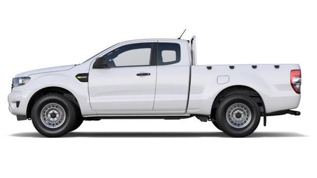 Ford Ranger - 2.0 TDCi 170 4x4 XL Extra-Cab Temp Lane