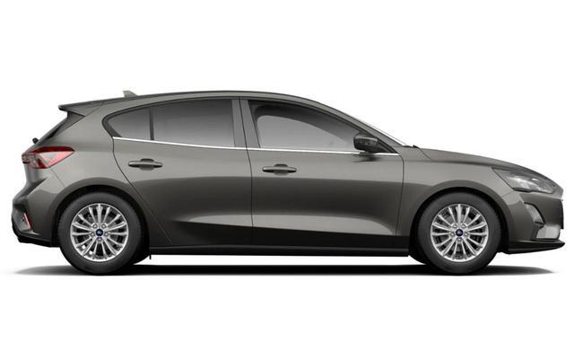 Ford Focus - 1.5 EcoBoost 150 A8 TitaniumX LED Nav