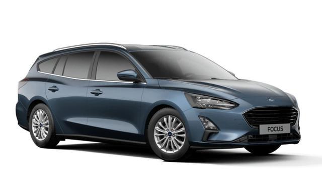 Vorlauffahrzeug Ford Focus Turnier - Kombi 1.0 EcoBoost 155 mHEV TitaniumX ACC