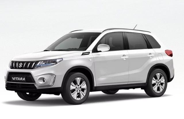 Suzuki Vitara - 1.4 Hybrid 129 Aut. Comfort LED Kam