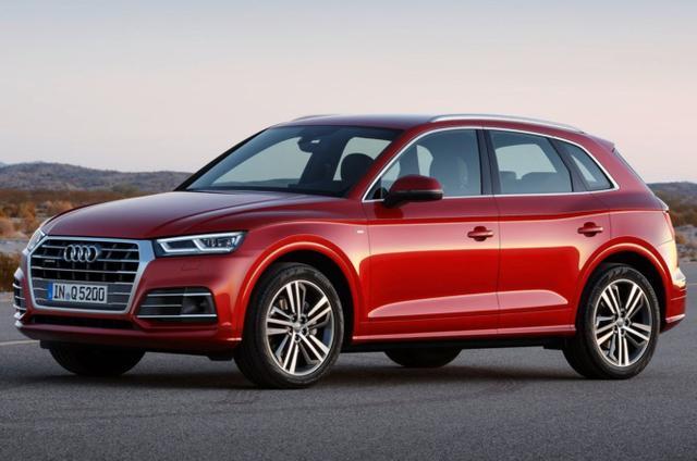 Audi Q5 40TDI 190 Tronic Leder Luft LED Nav+ Kam