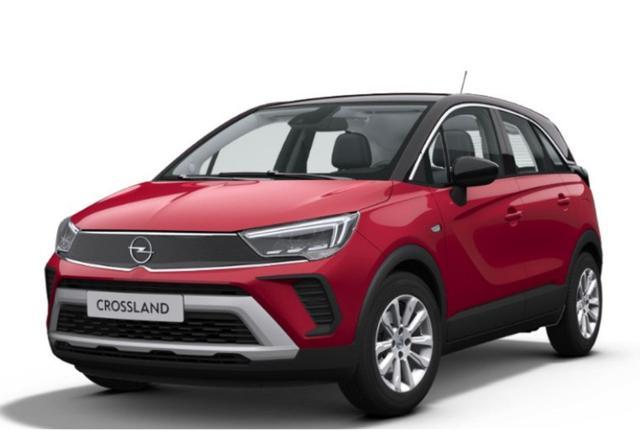 Opel Crossland - 1.2 110 Elegance MY21 LED Kam Klimaa.