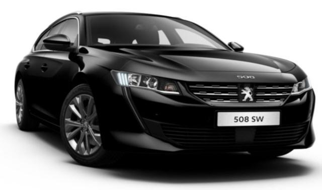 Peugeot 508 - SW 1.5 BlueHDi 130 Aut Allure 3D-Nav SHZ
