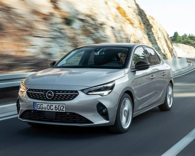 Opel Corsa - F 1.2 100 Edition S&S Kam PDC LaneAs