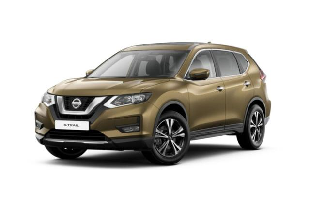 Nissan X-Trail - 1.6 Dig-T 163 N-Connecta 7-S SchiebeD