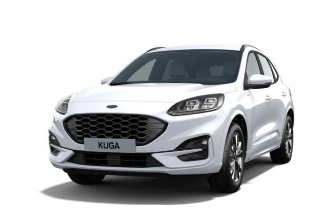 Ford Kuga - 1.5 EcoBoost 150 ST-LineX LED Nav Kam PDC