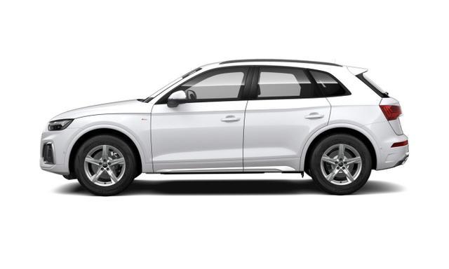Audi Q5 - 40 TDI 204 quattro STronic SLine LED Nav