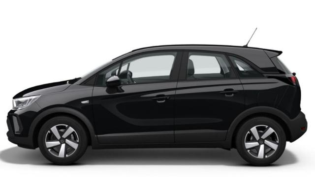 Opel Crossland - 1.2 110 Facelift Edition LED SHZ