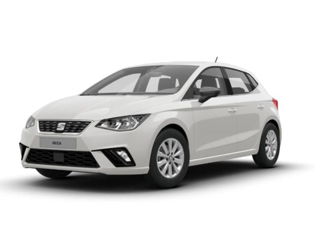 Lagerfahrzeug Seat Ibiza - 1.0 Eco TSI 110 DSG XC LED FullL SHZ