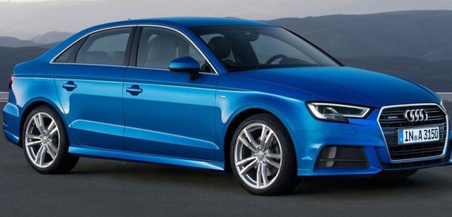 Lagerfahrzeug Audi A3 Limousine - Limo 30 TDI Design S-tronic LED SHZ APS