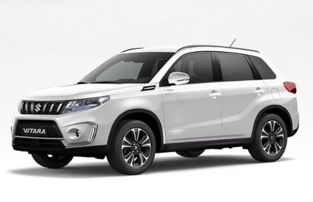 Suzuki Vitara - 1.4 Hybrid 129 Comfort+ Leder LED Nav
