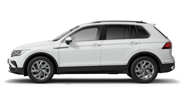 Volkswagen Tiguan - 1.5 TSI 150 DSG Elegance Nav Matrix