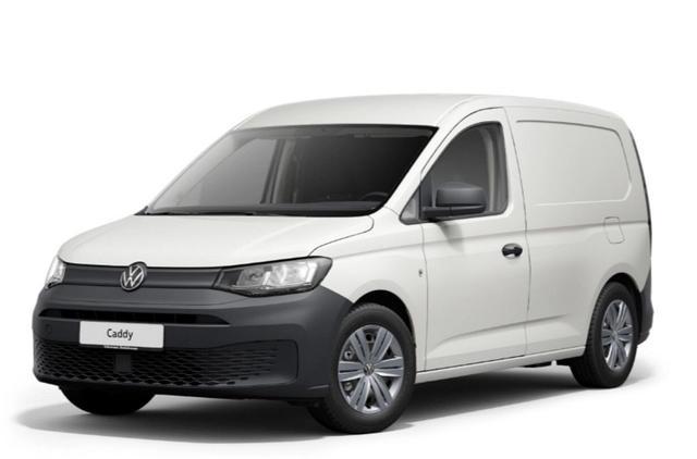 Volkswagen Caddy - Cargo 2.0 TDI 75 Klima PDC MFL BT Radio