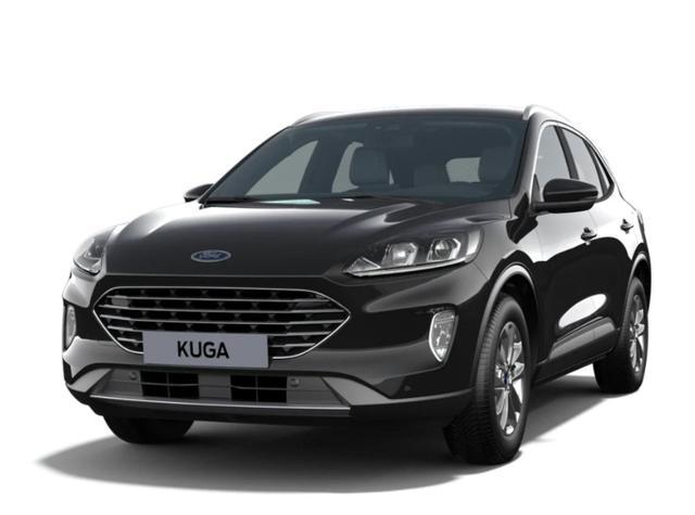 Ford Kuga - 1.5 EcoBoost 150 Titanium LED Nav Kam