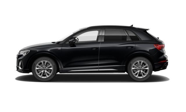 Audi Q3 - 35 TDI 150 S-tronic S line LED Nav+ Kam