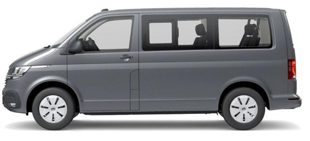 Volkswagen T6 Caravelle - TDI 150 DSG 8-Sitzer SHZ PDC