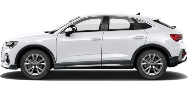 Audi Q3 Sportback - 35 TFSI 150 S LineP LED MMI+ 18Z