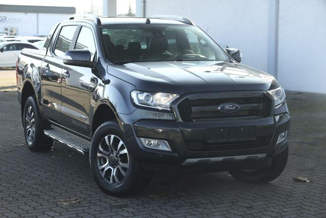 Ford Ranger - 213 4x4 AT Wildtrak DK Rollo AHK ACC Nav