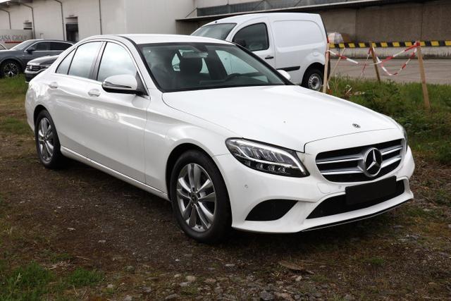 Mercedes-Benz C-Klasse - C 180 d aut. Sport+ Avantgarde LED Nav ParkP