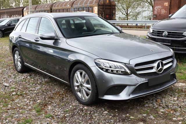 Mercedes-Benz C-Klasse - C 220 d T aut. Avantgarde LED Nav VirCo ParkP