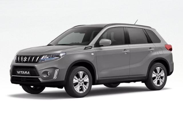 Suzuki Vitara - 1.4 Hybrid 129 Comfort LED Kam ACC
