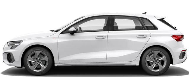 Audi A3 Sportback - 30 TFSI 110 S line LED PDC AppCo.