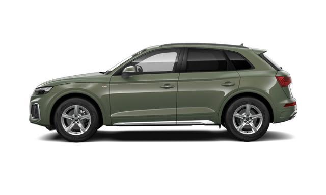 Audi Q5 - 40 TDI 204 quattro STronic SLine Matrix