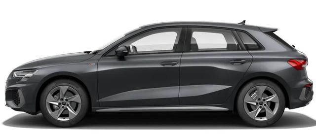 Audi A3 Sportback - 30 TFSI 110 S line LED Nav+ SHZ