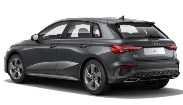 Audi A3 Sportback 30 TFSI 110 S line LED Nav+ SHZ
