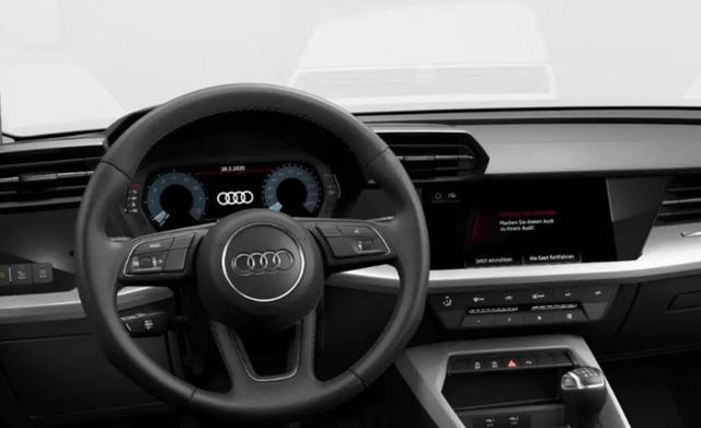 Audi A3 Sportback 35 TFSI 150 LED AdKey PDC AppCo.