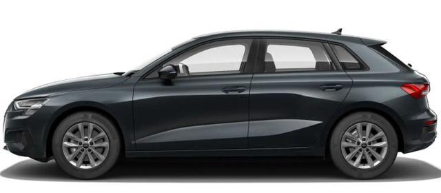 Audi A3 Sportback - 35 TFSI 150 LED Nav+ VirCo+ PDC