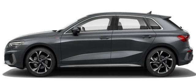 Audi A3 Sportback - 35 TFSI 150 Stronic S line Nav+