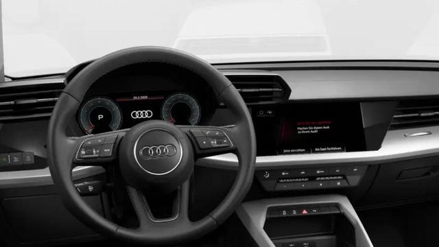 Audi A3 Sportback 35 TFSI 150 Stronic S line Nav+