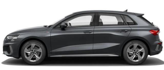 Audi A3 Sportback - 35 TFSI 150 Stronic S line LED