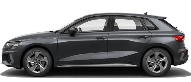 Audi A3 Sportback - 35 TFSI 150 S line LED PDC AppCo.