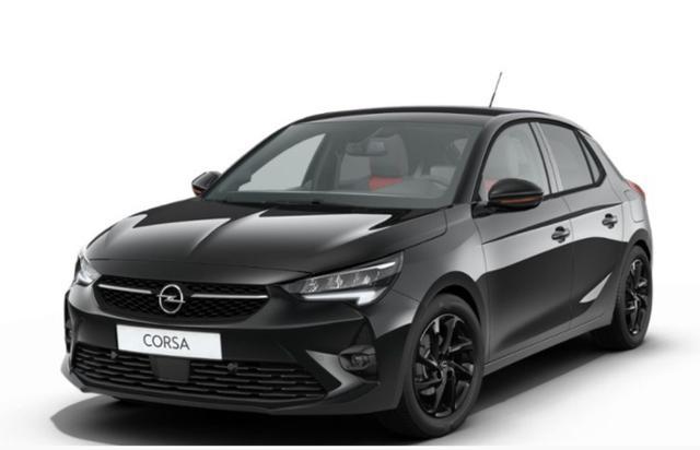 Opel Corsa - F 1.2 100 GS Line LED Kam SHZ PDC KomfortP