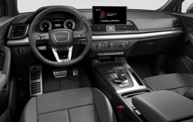 Audi Q5 Sportback 40 TDI 204 quattro Sline Matrix