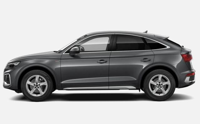 Audi Q5 - Sportback 40 TDI 204 quattro Sline Matrix