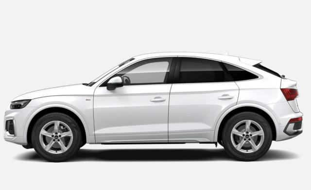Audi Q5 - Sportback 40 TDI 204 quattro S line LED Nav+